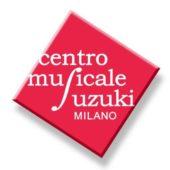logo bottone centro Musicale Suzuki Milnoiks